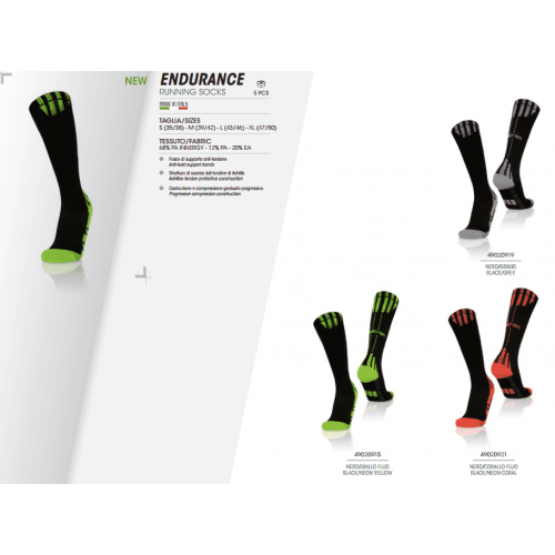 Носки ENDURANCE socks (Macron)
