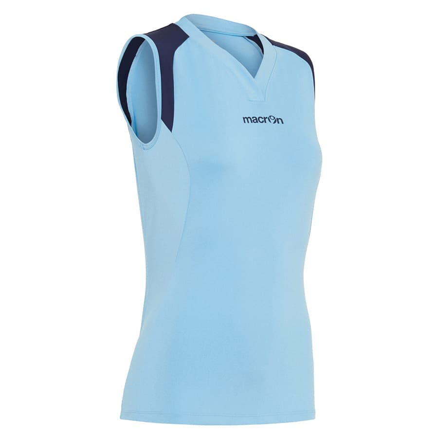 Майка игровая жен. TUNGSTEN sleeveless shirt (Macron)